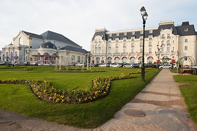 Cabourg in France