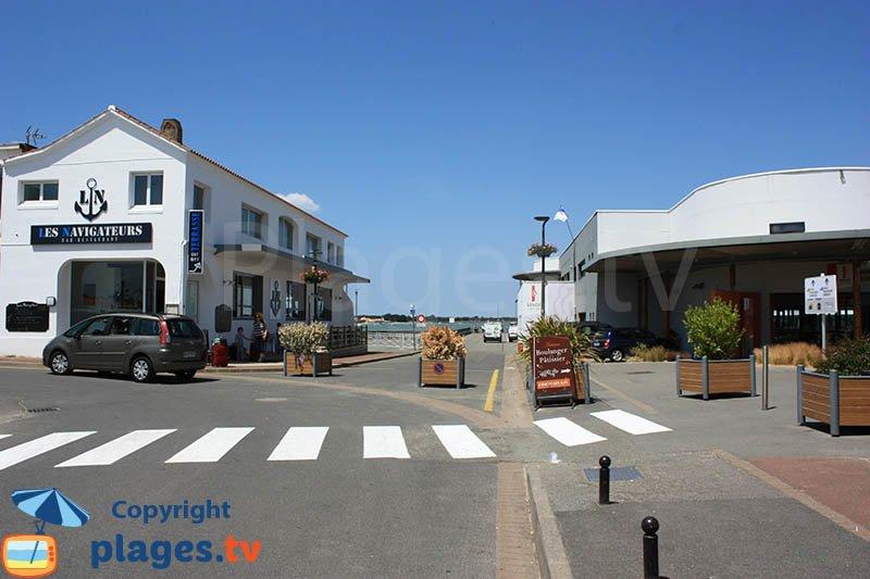 Centre de La Fromentine en Vendée