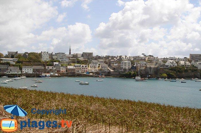 port typique breton