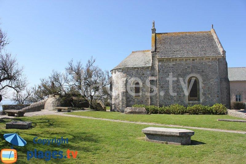 Chapelle des marins de Saint Vaast la Hougue