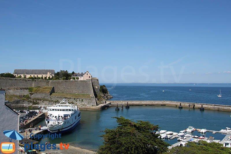 Citadelle Vauban de Belle-Ile
