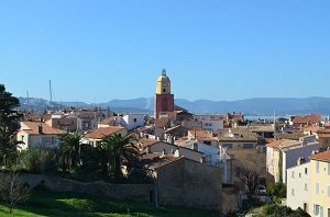 Clocher de St Tropez