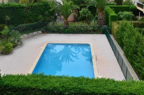 Vista Piscina - Residence La Closeraie