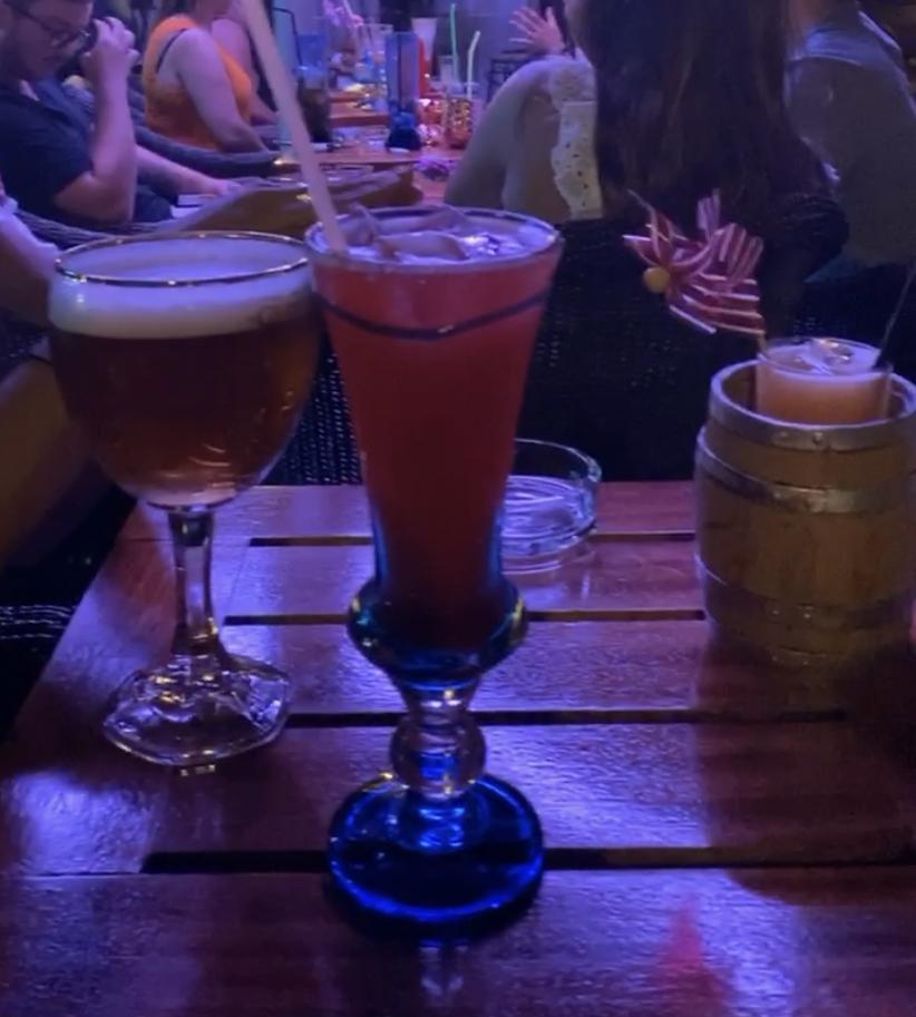 Cocktails à la rhumerie