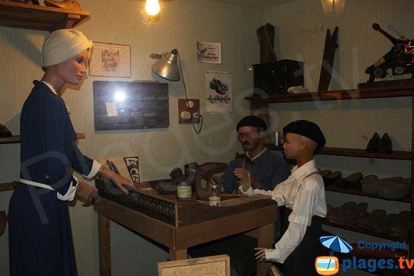 Cordonnier pendant la seconde guerre mondiale