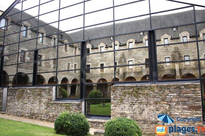 Convent Ursuline in Lannion
