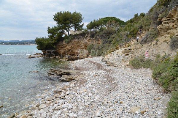 Crique du bramaraou saint cyr sur mer 83 var paca - Port de la madrague saint cyr sur mer ...