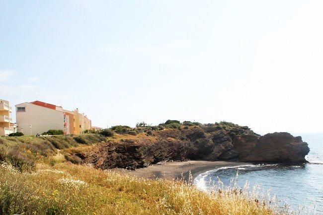Cove in Cap d'Agde: la Grande Conque