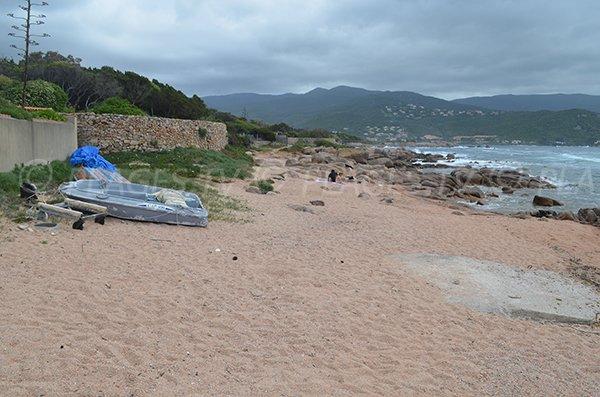 Cala delle Girelles a Isolella - Corsica