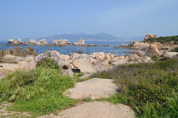 Punta di Sette Nave - Golfe d'Ajaccio