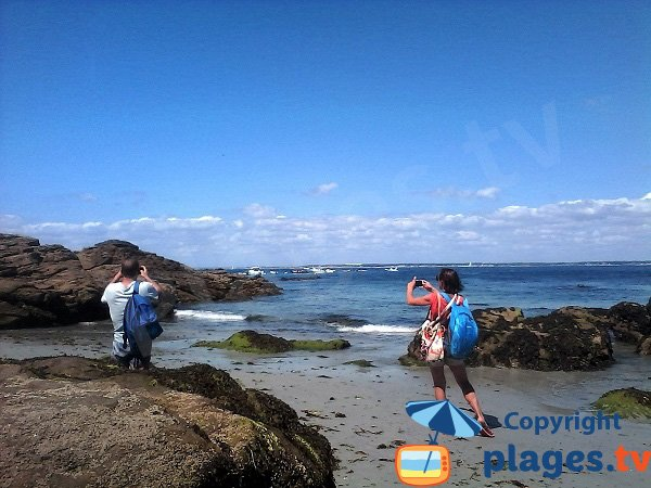 Kost ar Mélite cove - island of Groix
