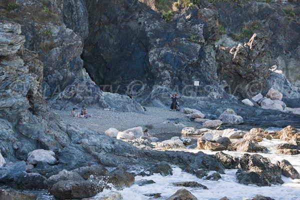 Crique au Cap Ona de Banyuls