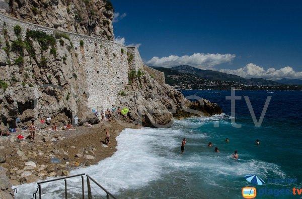 Cricca Monaco - vista sulla costa di Roquebrune Cap Martin