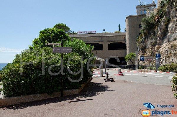 Parcheggio - Cricca Pecheurs - Monaco