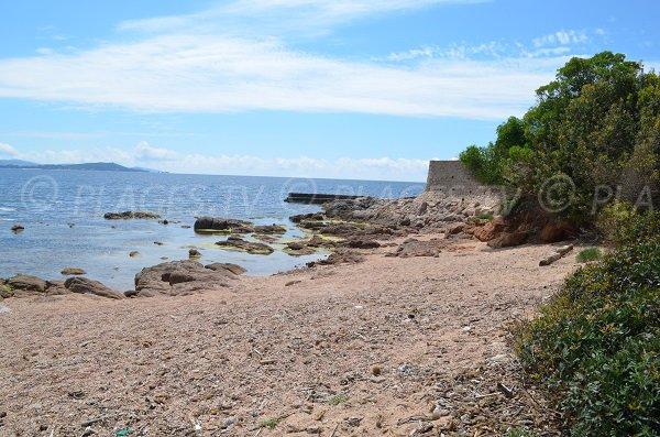 Cricca del Porto del domaine de la Pointe - Porticcio - Corsica