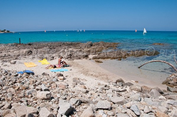 Photo of Sant Ambroggio creeks in Corsica - Lumio