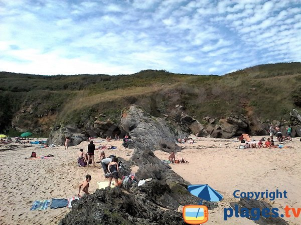 Photo of Stank cove - Island of Groix