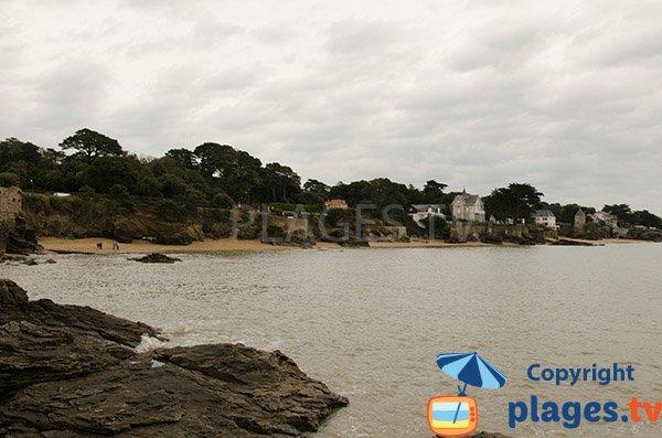 Foto della cala di Sainte Marie sur Mer - Pornic