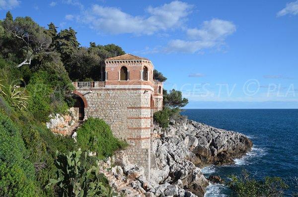 Galerie Villa Cypris à Roquebrune Cap Martin