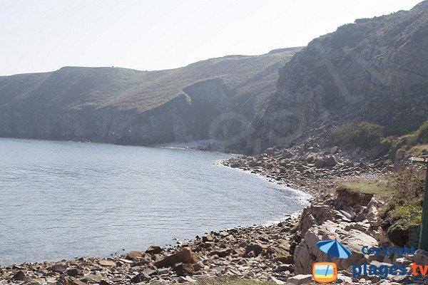 Criques et falaises autour du Cap Fréhel