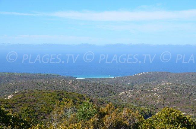Ghignu e deserto delle Agriate - Corsica