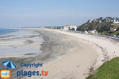 Donville et sa plage