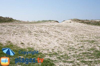 Les dunes de Glatigny