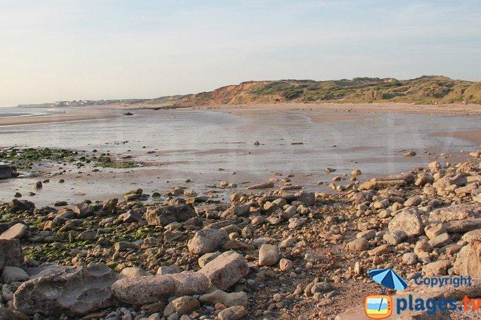 Dunes Slack nord de Wimereux