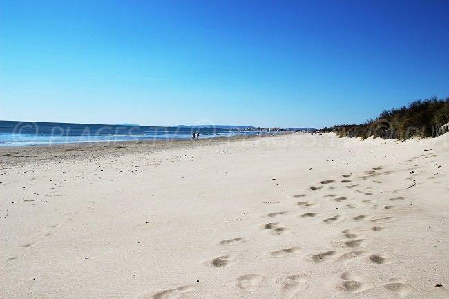 Spiaggia Echirolles - La Grande Motte