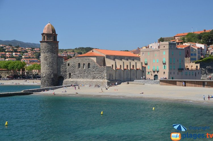 Church of Collioure