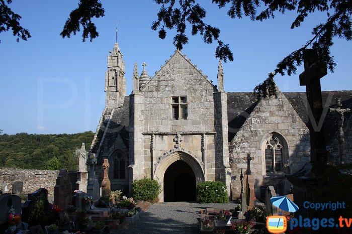 Loguivy-lès-Lannion Church