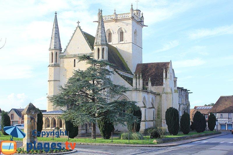 église Notre Dame à Dives sur Mer
