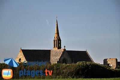 église de Pouldreuzic - Bretagne