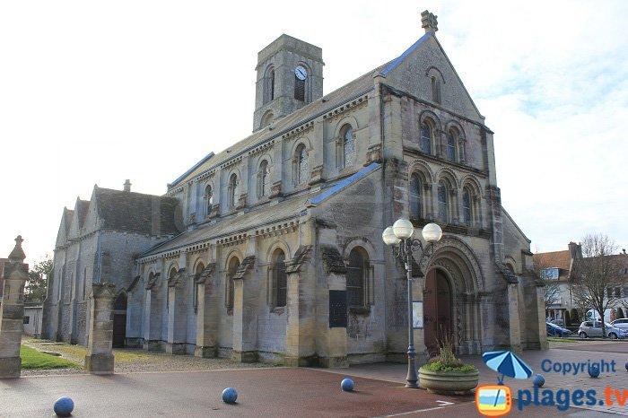 Eglise Saint-Pierre de Lion sur Mer