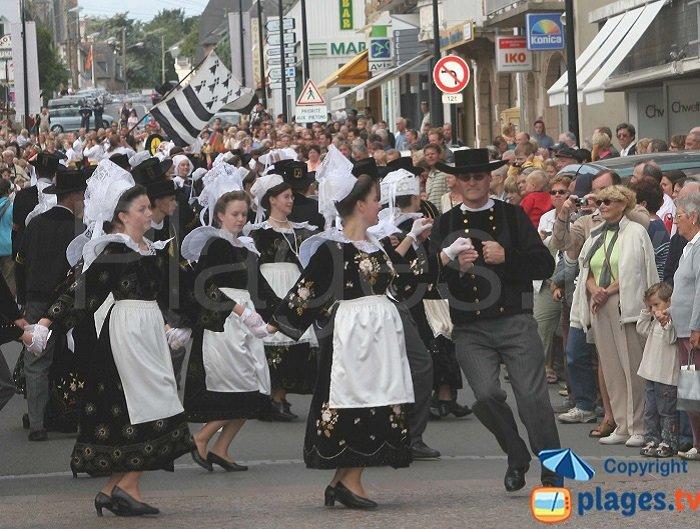Hortensias Festival in Perros Guirec