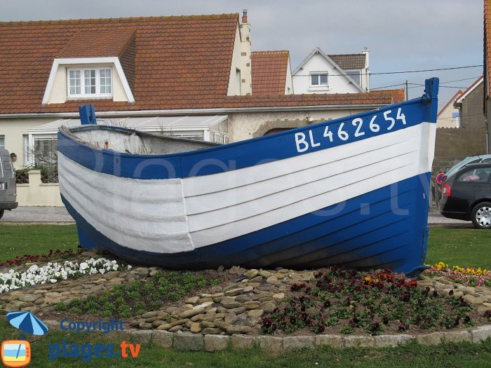 Flobart in Audresselles in France