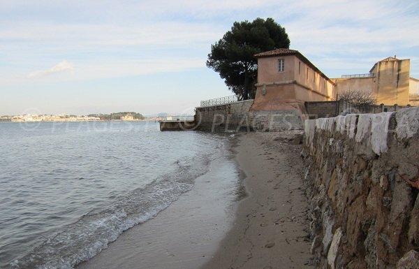 Fort of Eguillette in La Seyne sur Mer