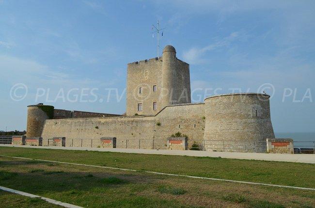 Fort Vauban in Fouras in France