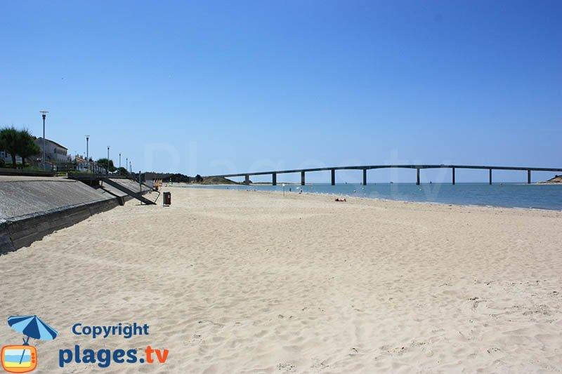 La Fromentine et sa plage - Vendée