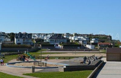 Front de mer de St Aubin (76)