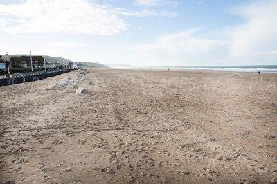 Front de mer de Tourgéville