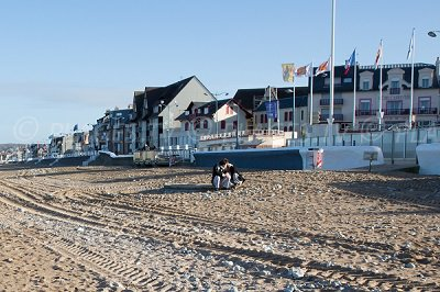 Villers sur Mer - Normandy - France