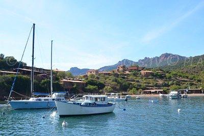 Girolata in Corsica