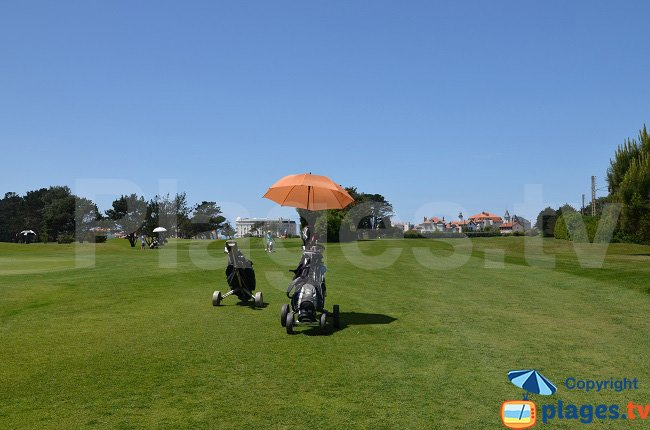 Golf in Biarritz and Bidart
