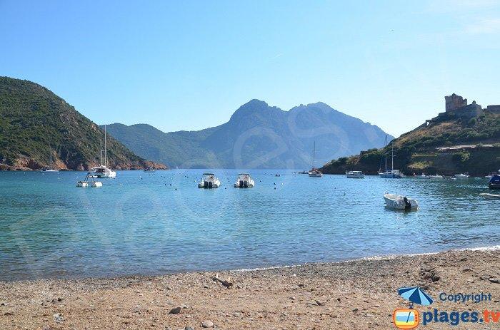 gulf of Girolata - Corsica