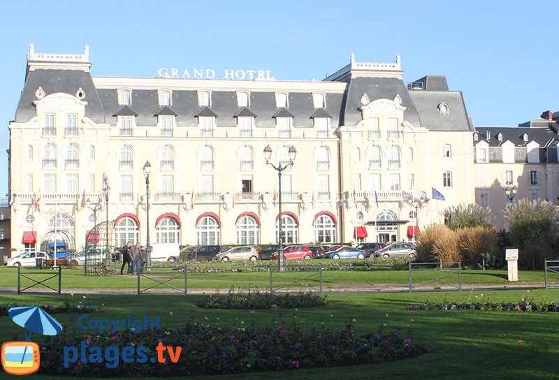 Grand Hôtel in Cabourg - Normandy