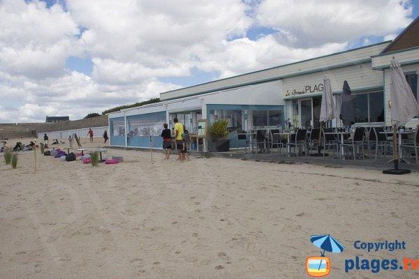 Grande plage port louis 56 morbihan bretagne - Restaurant la grande plage port louis ...