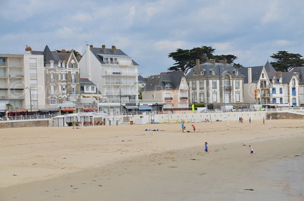 Seaside front in Quiberon