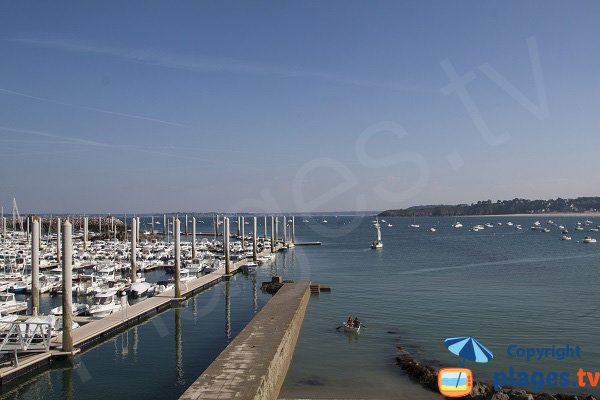 Port of St Cast le Guildo