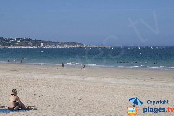 Photo of Grande Beach in Saint Cast le Guildo in France